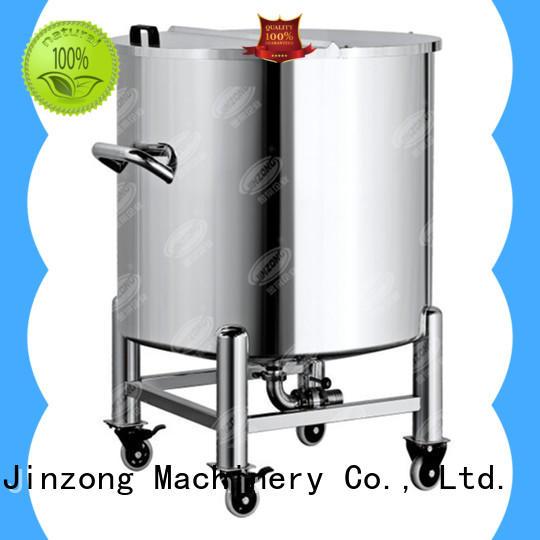 Jinzong Machinery vacuum steel tank series for pharmaceutical