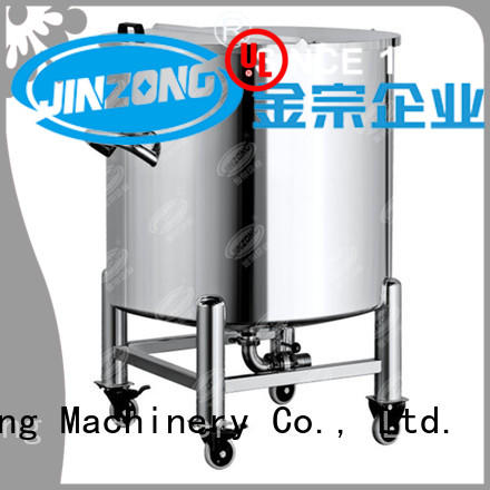 Jinzong Machinery vacuum crystallizer equipment for sale for reflux