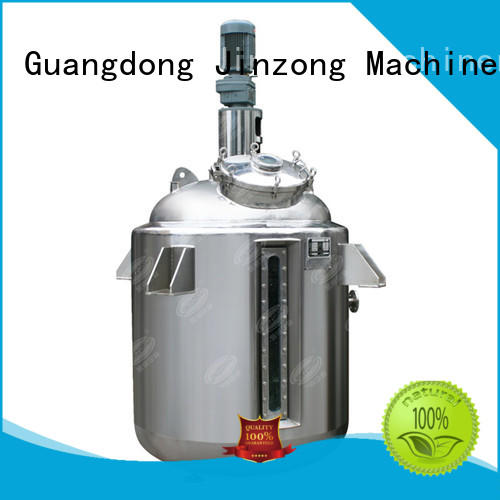 Jinzong Machinery best sale pharmaceutical mixing equipment for sale for food industries