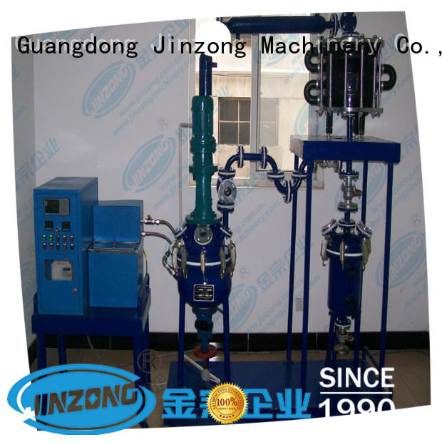 machine resin reactor on sale for stationery industry Jinzong Machinery