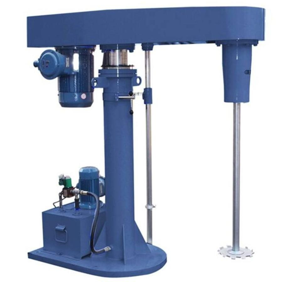 FS Series Hydraulic Lifting High Speed Disperser