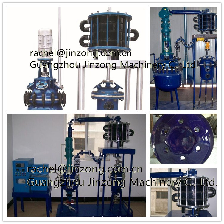 Jinzong Machinery viscosity chocolate equipment for sale for business for reaction-1