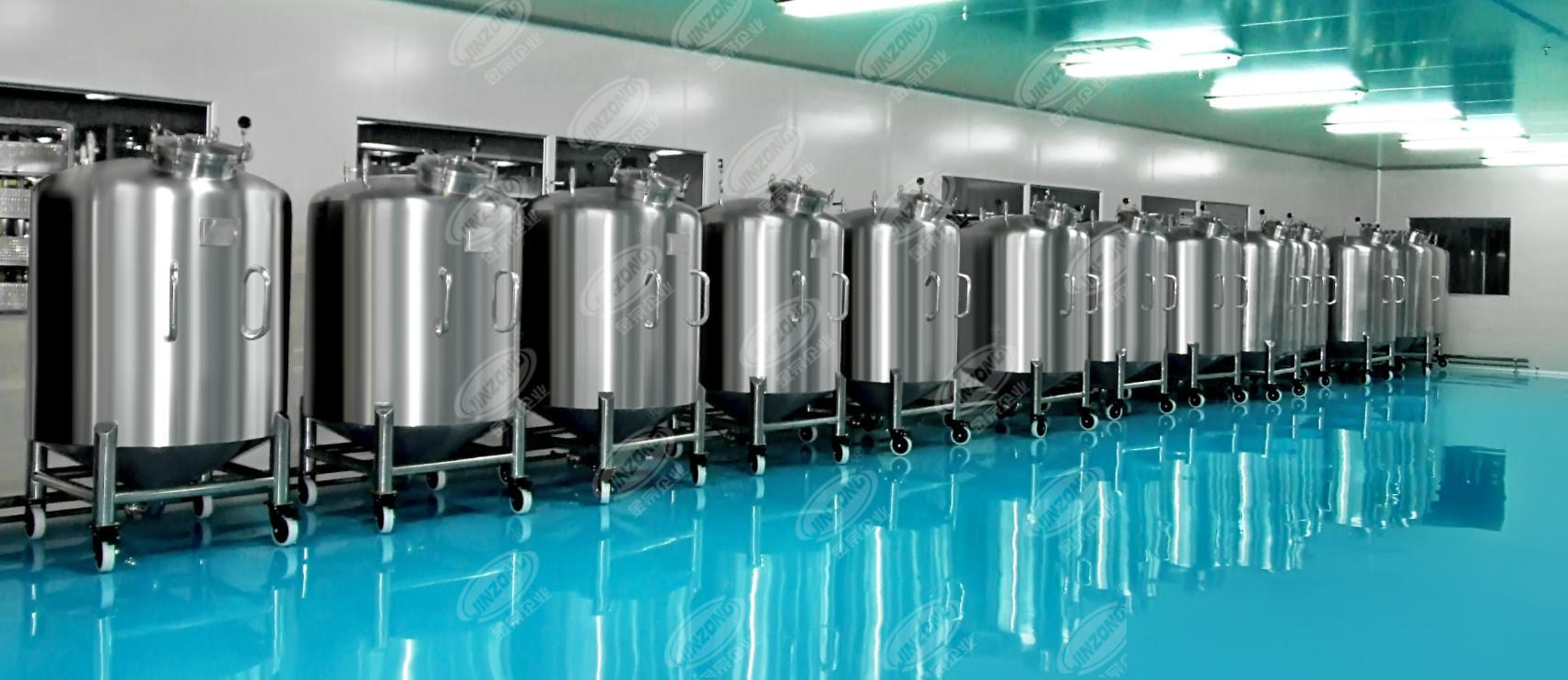 Jinzong Machinery jr reactor suppliers for food industries