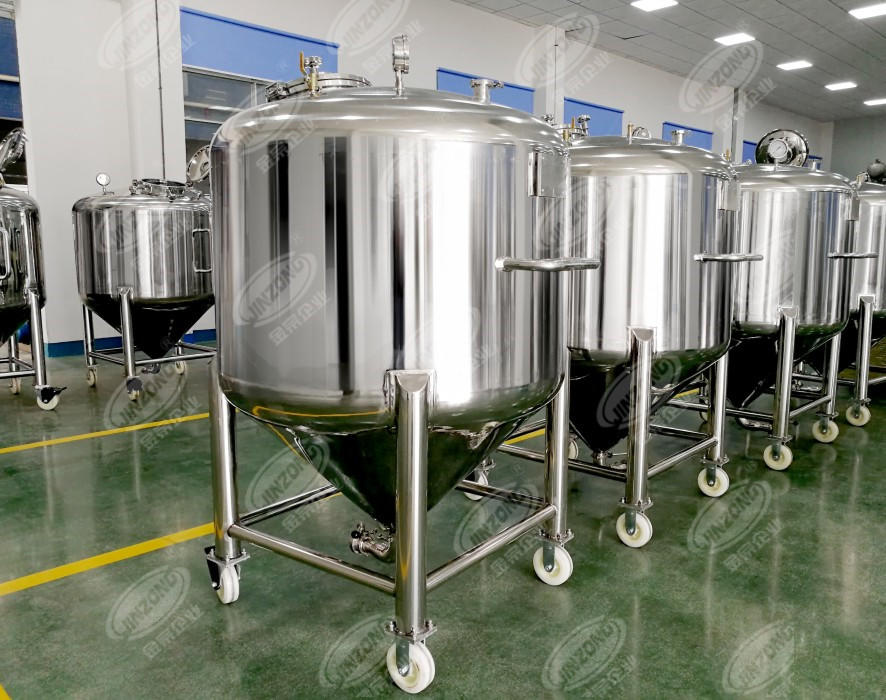 Jinzong Machinery machine disinfectant mixing tank for sale for reaction