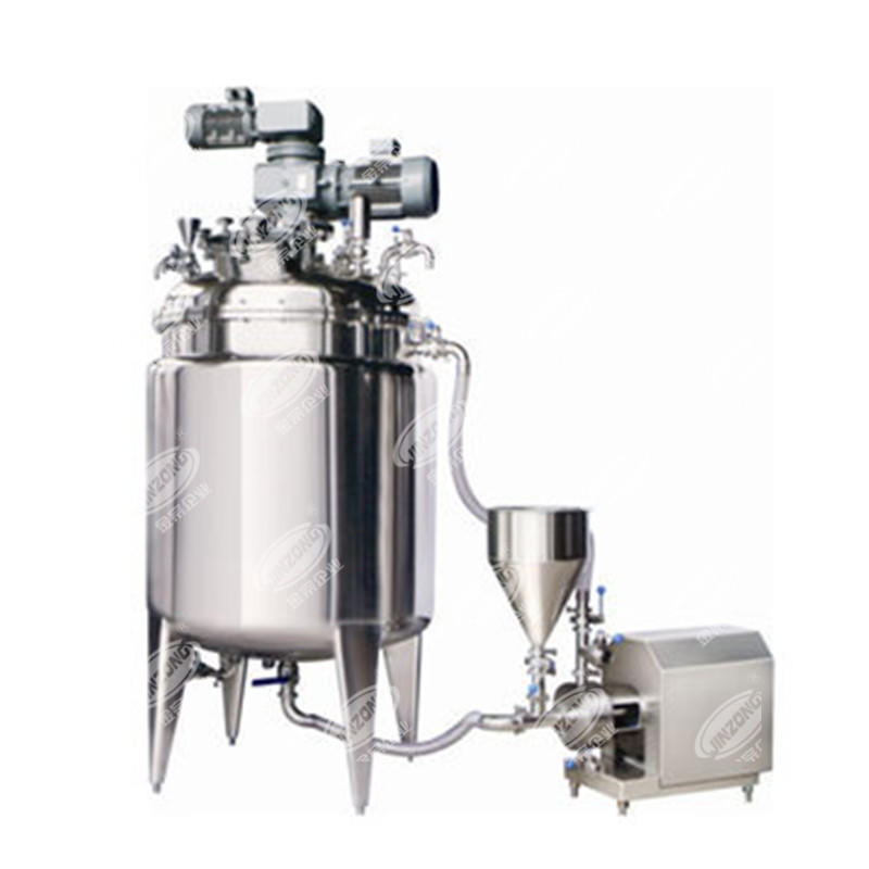 Oral Liquid manufacturing Syrup Plant
