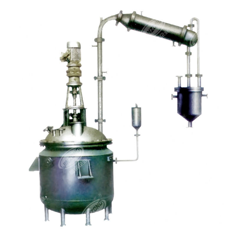 solvent distillation recovery system Reflux reactor
