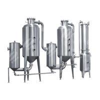 Vacuum solvent distillation Multiple Effect Evaporators