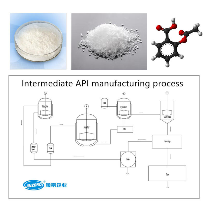 Active Pharmaceutical Ingredients intermediate manufacturing plant