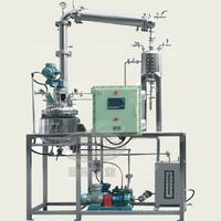 Stainless steel JZ Series Pilot Resin Reactor