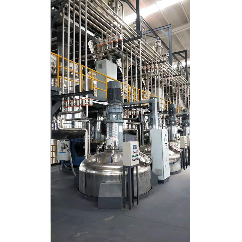 Road Marking Paint Production Line