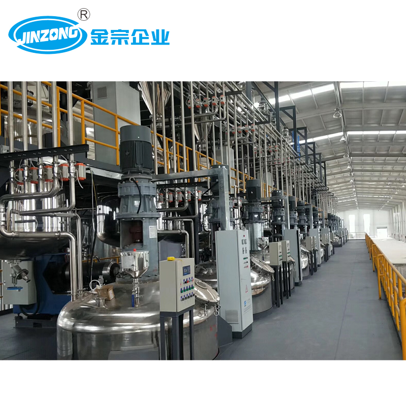 Jinzong Machinery mamp paint coating production equipment for business for workshop-2