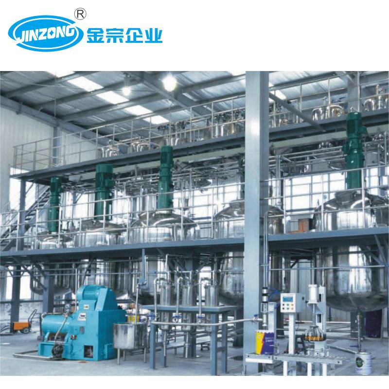 Waterproof coating production equipment
