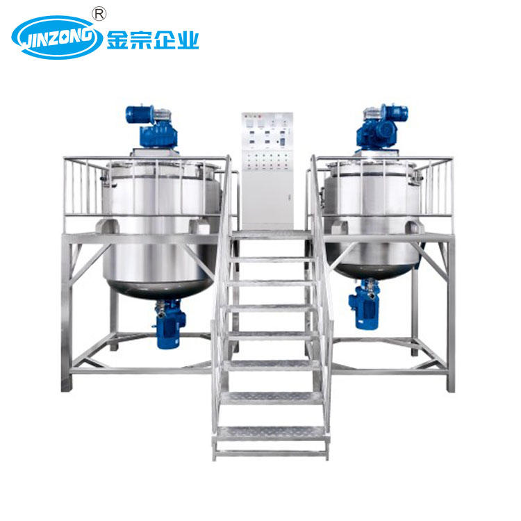 Alcohol Based Hand Sanitizer Production Line