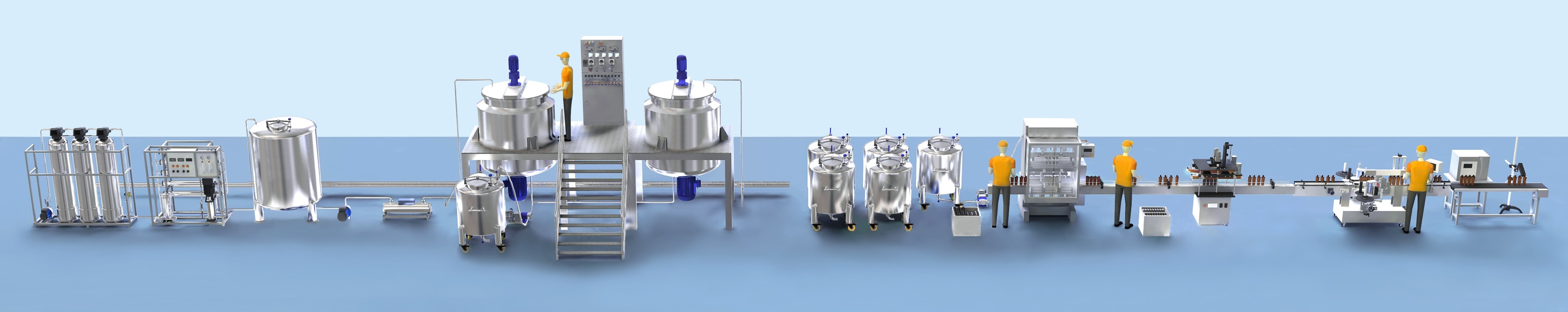 Jinzong Machinery washing skin cleaner making mixer manufacturers for paint and ink-1