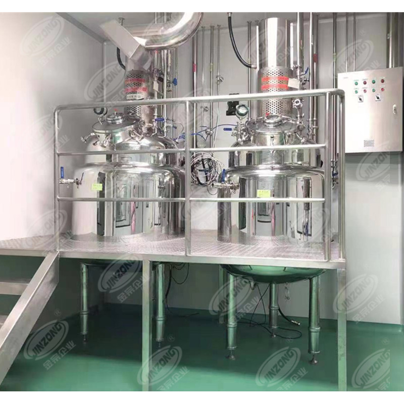 Jinzong Machinery multi function pharmaceutical filling machine manufacturers for reflux-1