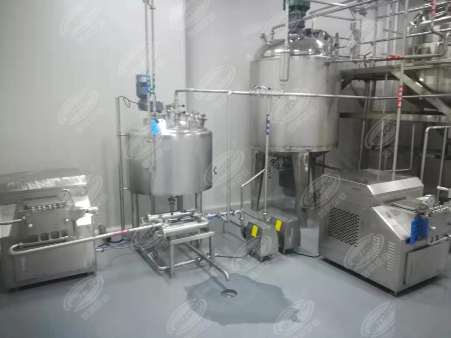 Jinzong Machinery multi function pharmaceutical filling machine manufacturers for reflux-4