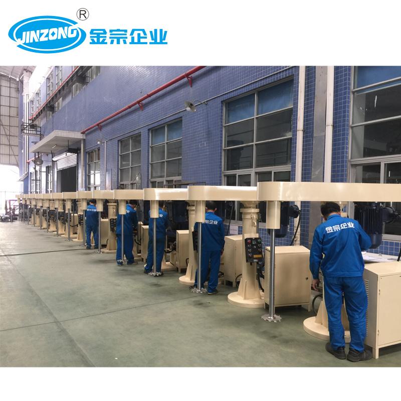 Jinzong Machinery realiable plastic-machine factory for industary-2