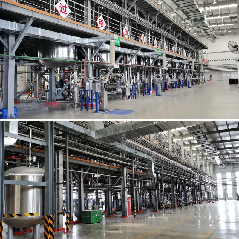 Water Guard Polyurethane Water Proofing Coating (PU) Manufacturing Equipment