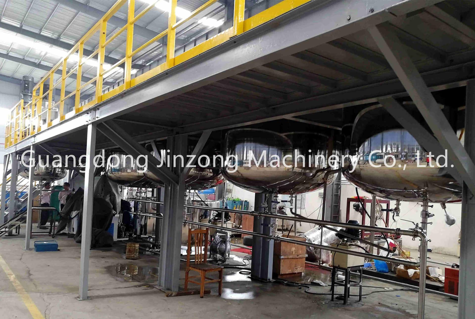 Waterproof Paint Production Plant