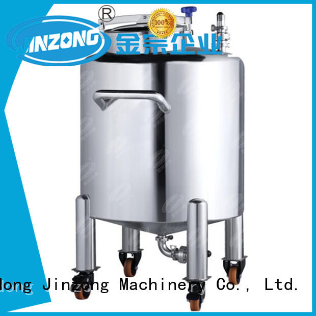 Jinzong Machinery pharmaceutical injection whole set dispensing machine system supplier for reaction