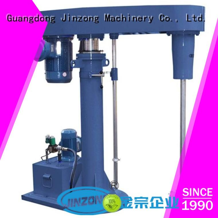 Jinzong Machinery multifunctional jacketed reactor manufacturer for The construction industry