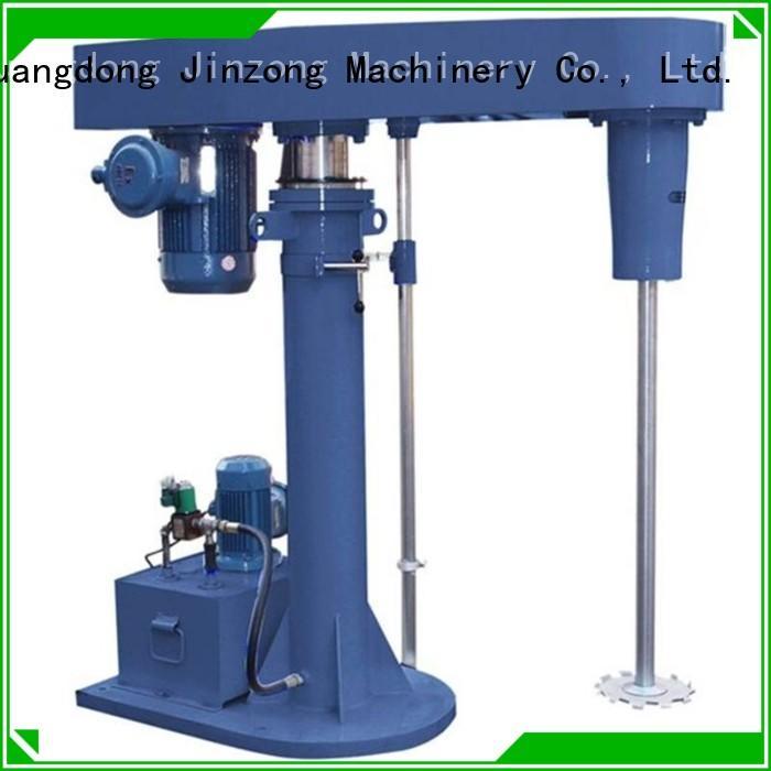 resin chemical reactor hydraulic Jinzong Machinery