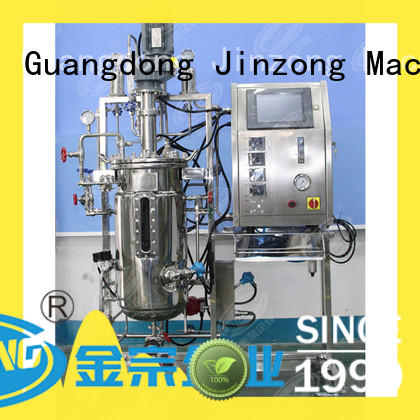 Jinzong Machinery jrf syrup manufacturing plant supply for food industries