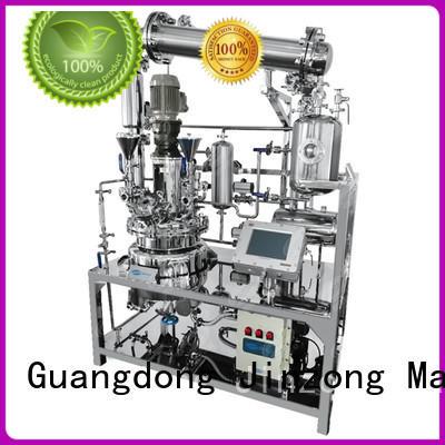 Jinzong Machinery multi function pharmaceutical extraction machine online for pharmaceutical