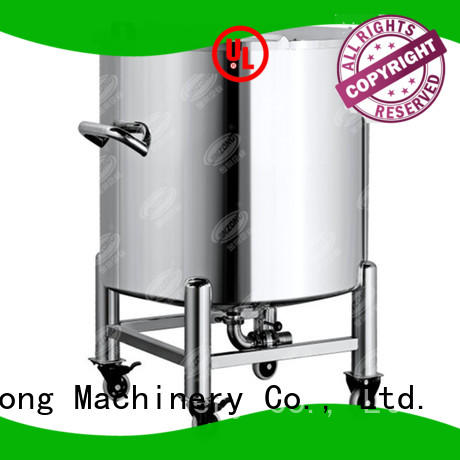 Jinzong Machinery ointment stainless tank supplier for reaction