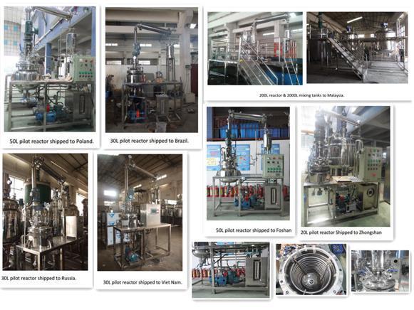 best sale pharmaceutical mixer machine machine online for reflux-2