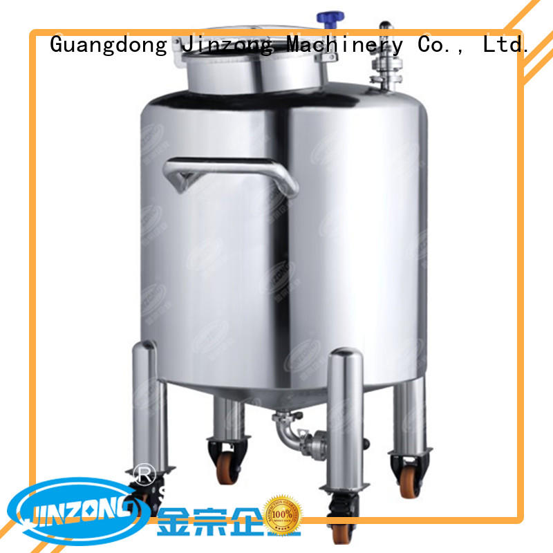 Jinzong Machinery machine Purified Water for Injection System for Pharmaceutical Water System Filters supplier for pharmaceutical