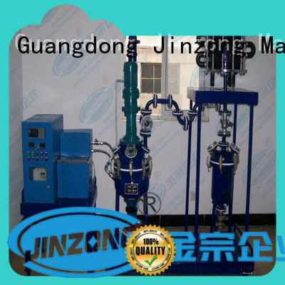 glasslined chemical reaction machine customized for reaction Jinzong Machinery