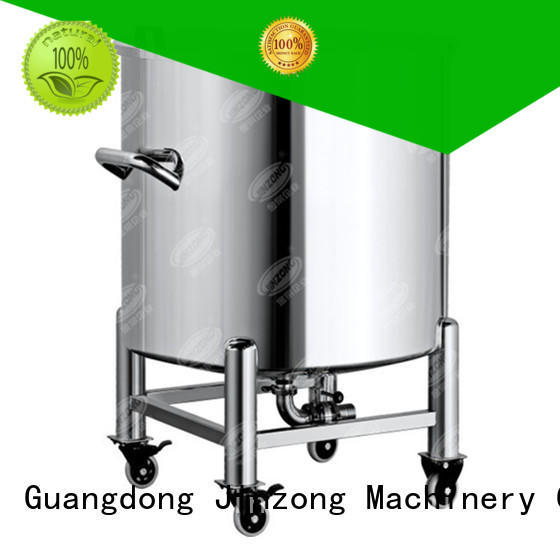 Jinzong Machinery accurate extraction and concentration tanks pilot plant online for pharmaceutical