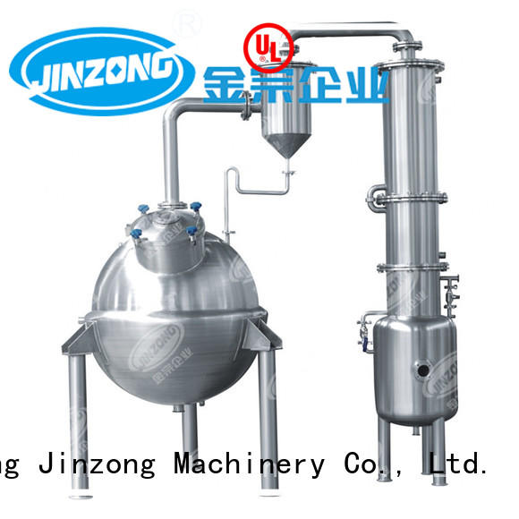 Jinzong Machinery multi function disinfectant mixing tank for sale for food industries