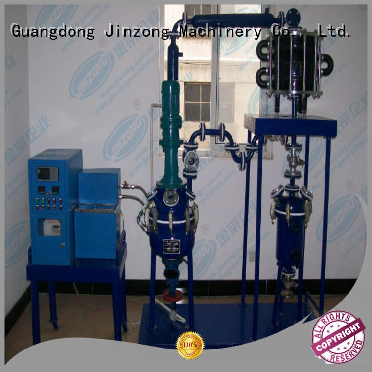 Jinzong Machinery anticorrosion chemical reactor on sale for reflux