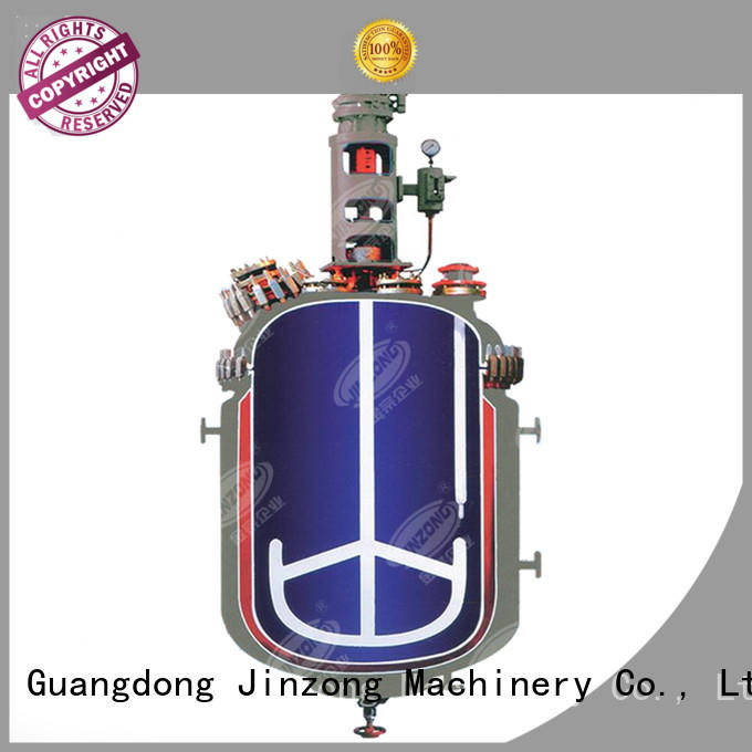 Jinzong Machinery good quality pharmaceutical machinery equipment for sale for reaction