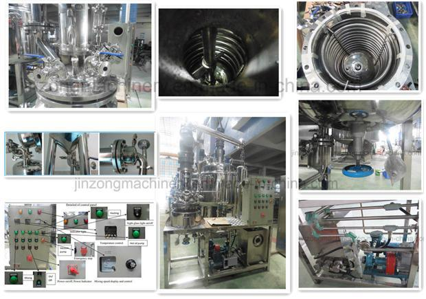 Jinzong Machinery good quality pharmaceutical machinery equipment supplier for reflux-1