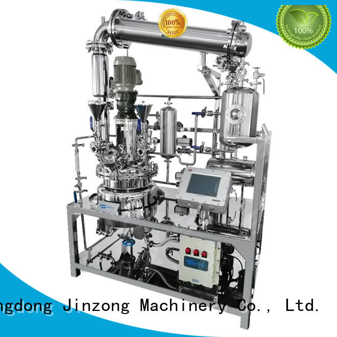 Jinzong Machinery customized equipment used in pharmaceutical industry online for reflux