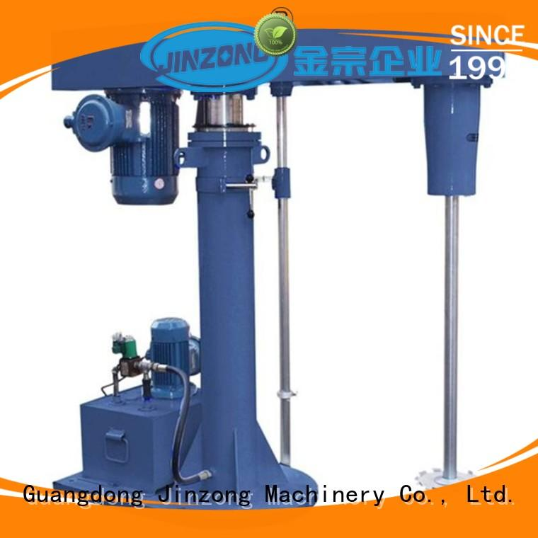 Jinzong Machinery half chemical equipment supply Chinese for distillation
