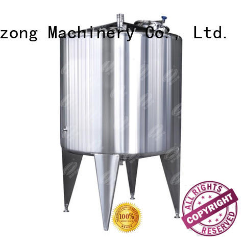 customized stainless steel water storage tank jrf supplier for pharmaceutical