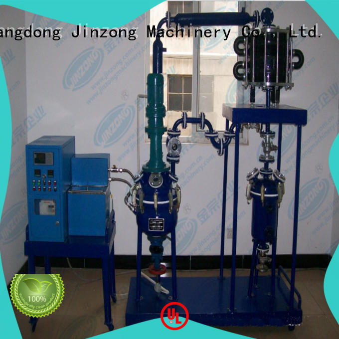 Jinzong Machinery equipment chemical making machine online for reflux