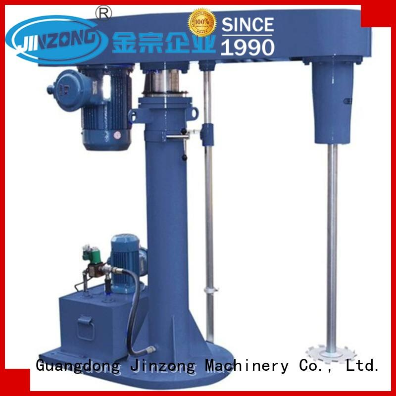 durable reactor technology manufacturer for stationery industry Jinzong Machinery