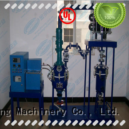 Jinzong Machinery technical glass-lined reactor Chinese for reaction