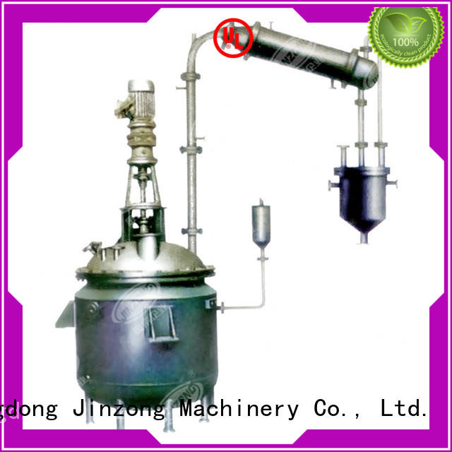Jinzong Machinery jr vacuum crystallizer equipment online for food industries