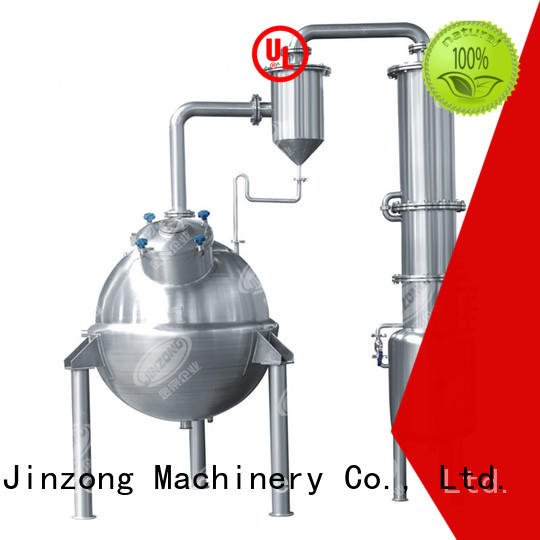 Jinzong Machinery good quality tank crystallizer series for reflux