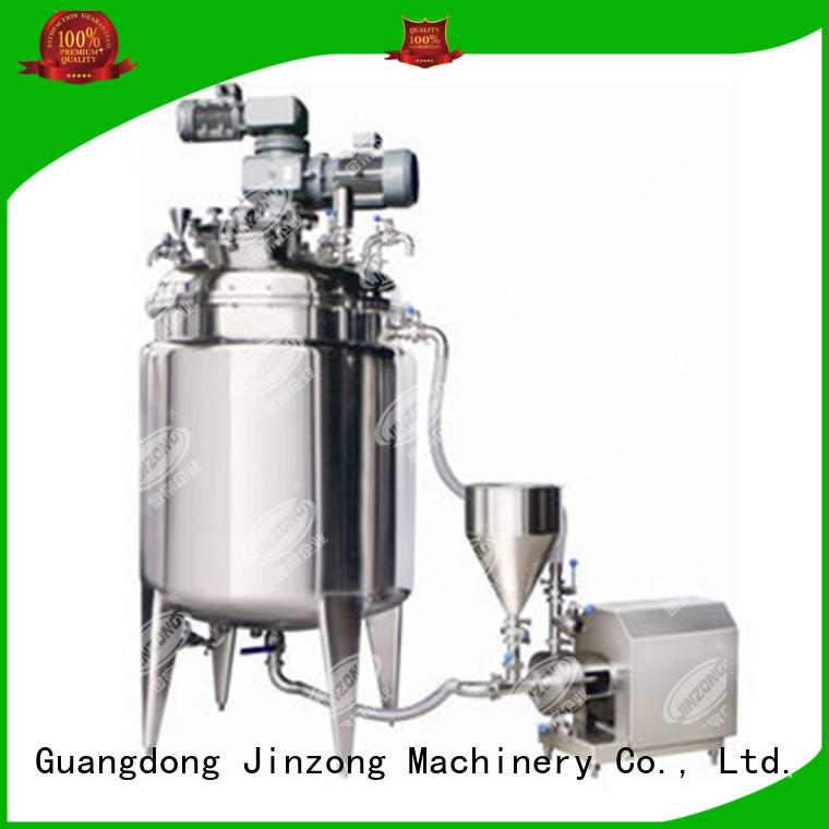 Jinzong Machinery high-quality Purified Water for Injection System for Pharmaceutical Water System Filters supply for reaction