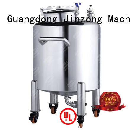 Jinzong Machinery machine jacketed reactor series for reaction