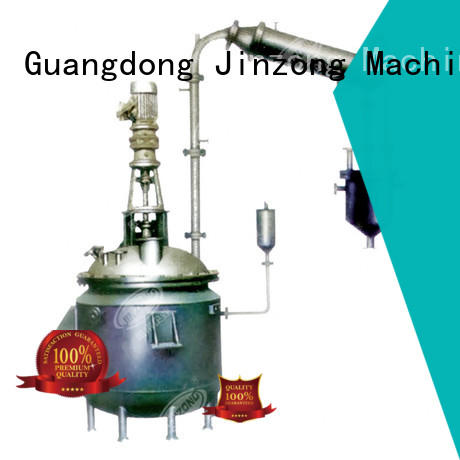 Jinzong Machinery yga equipment in pharmaceutical industry supplier for food industries