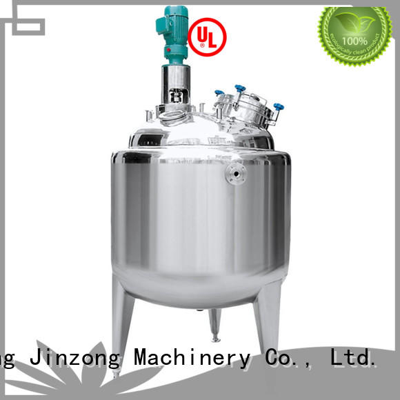 Jinzong Machinery yga water tank treatment online for pharmaceutical