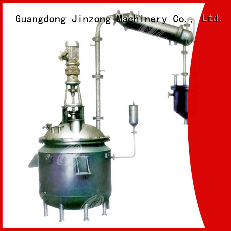 good quality reaction kettle vacuum supplier for reaction